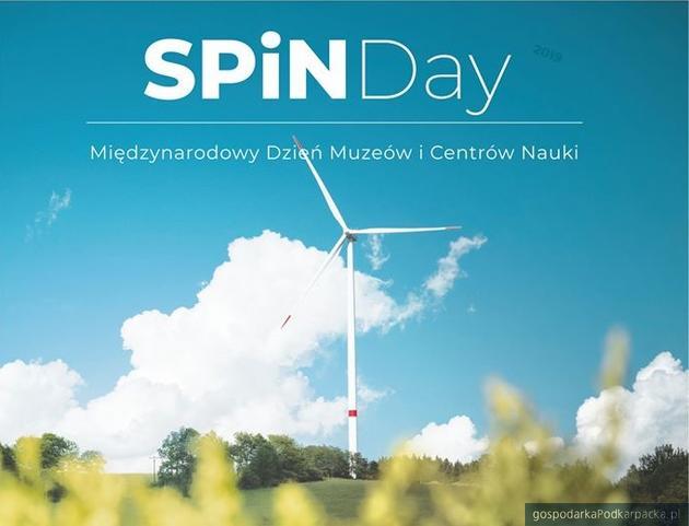 Spin Day – pokazy naukowe w Rzeszowie