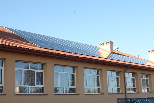 Energia ze słońca zasili Zespół Szkół w Wysokiej
