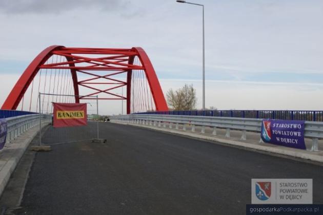 Most Dębica-Straszęcin oficjalnie otwarty