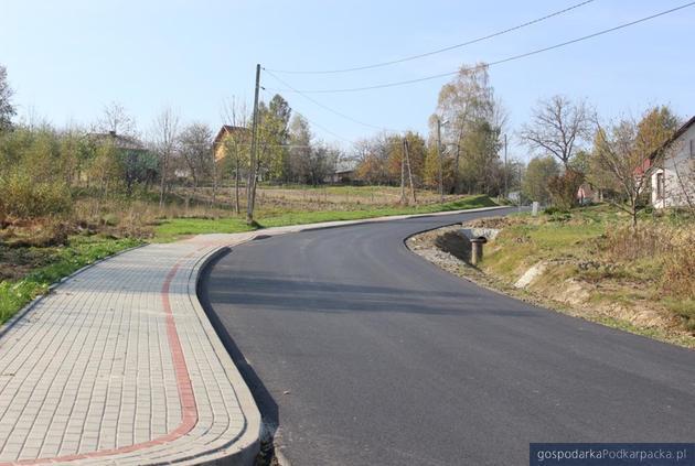 Inwestycja drogowa w Pruchniku za niemal 6 mln zł już gotowa