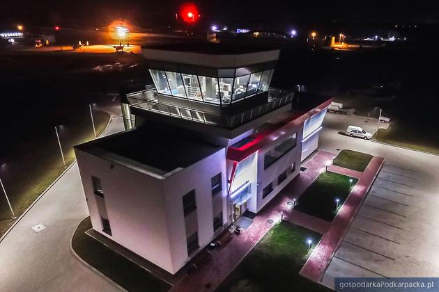 Lotnisko Mielec po kolejnych inwestycjach