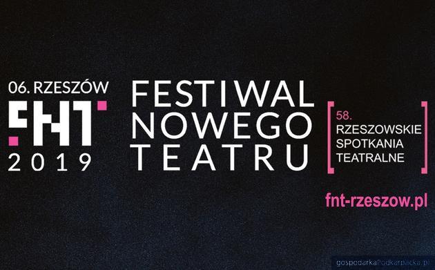Festiwal Nowego Teatru 2019 w Rzeszowie