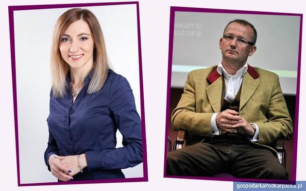 Prelegentami będą Ewelina Nycz i Tomasz Kloc
