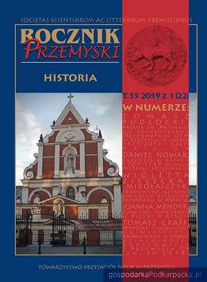 """Promocja """"Rocznika Przemyskiego"""" - nr 55"""