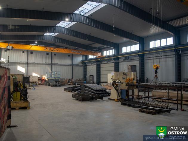 Nowa inwestycja firmy Stalber w Kozodrzy