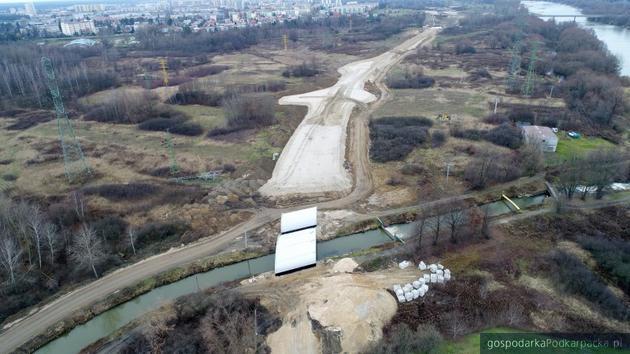 Budowy obwodnicy Stalowej Woli i Niska – grudzień 2019