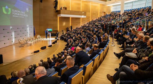 Europejskie Forum Rolnicze już w marcu 2020 roku