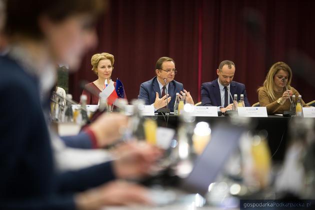 Komitet Monitorujący Interreg Polska – Słowacja obradował w Rzeszowie
