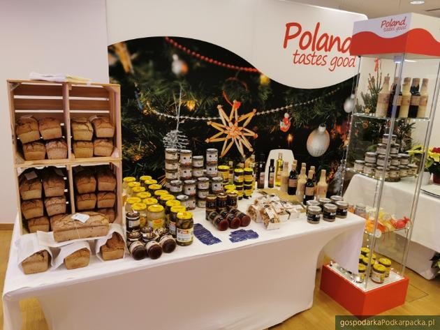 Polska, w tym podkarpacka żywność promowana w Brukseli
