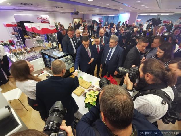 Premier Mateusz Morawiecki i minister Jan Krzysztof Ardanowski. Fot. KZ
