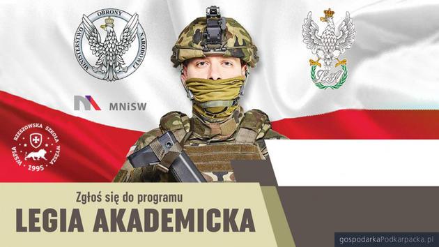"""WSPiA przystępuje do programu """"Legia Akademicka"""""""