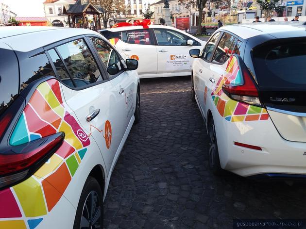 Wypożyczalnia samochodów elektrycznych już działa w Rzeszowie