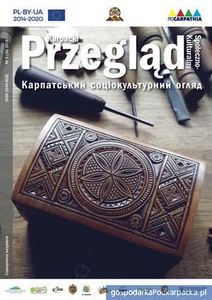 O Bieszczadach trochę inaczej – nowy numer  Karpackiego Przeglądu Społeczno-Kulturalnego