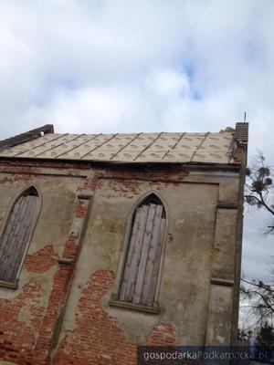 Gmina Lubaczów dba o zapomniany zabytek w Hruszowie na dawnych Kresach