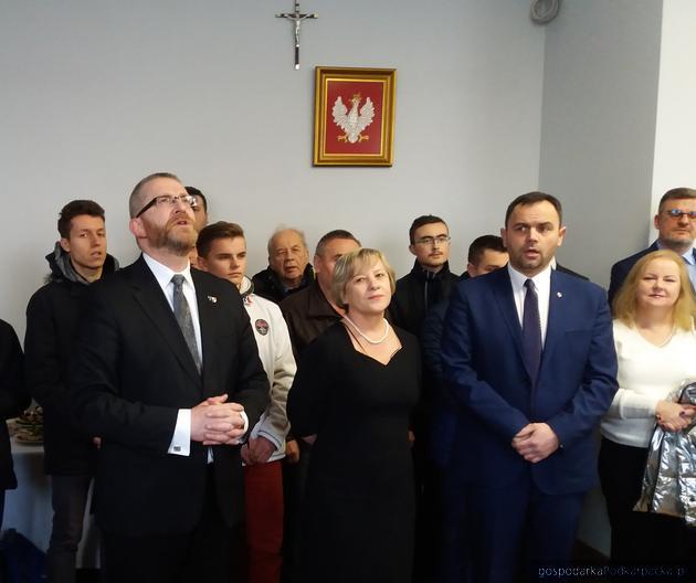 Biuro posła Grzegorza Brauna w Rzeszowie już otwarte