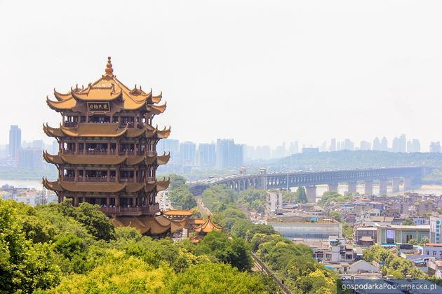 Wuhan w Chinach, w tle rzeka Jangcy. Fot. Pixabay/CC0