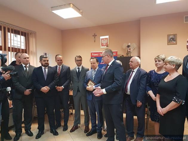 Fryderyk Kapinos oficjalnie otworzył biuro poselskie