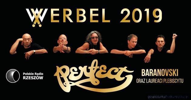 """Koncert """"Werbel 2019"""". Zagrają Perfect, Baranovski i Aga Walczak"""