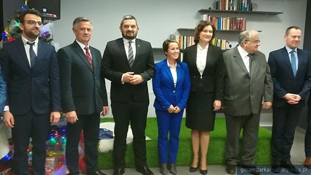 Poseł Sobolewski i senator Ożóg otworzyli wspólne biuro w Boguchwale
