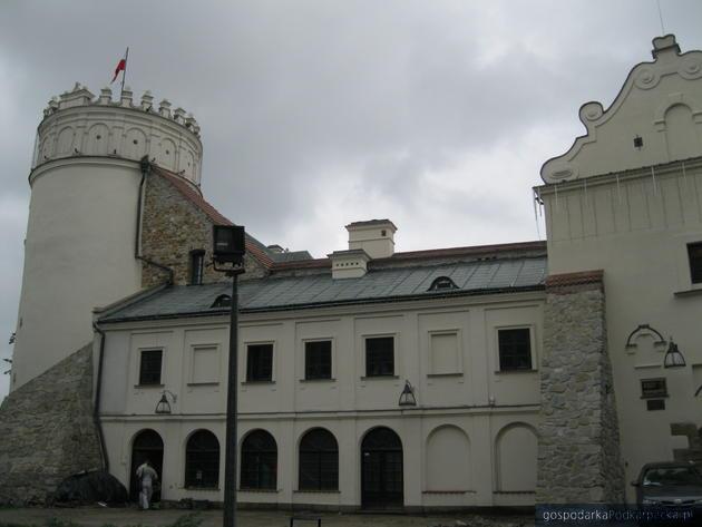 Zamek Kazimierzowski w Przemyślu, fot. Archiwum
