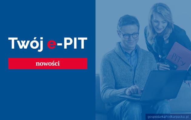 Nowe możliwości w usłudze Twój e-PITod 2020 roku