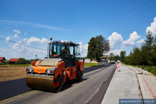 Umowa na przebudowę drogi Sanok - Zagórz podpisana