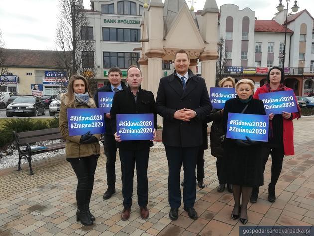 Dębica, Ropczyce: Trwa kampanię Małgorzaty Kidawy-Błońskiej