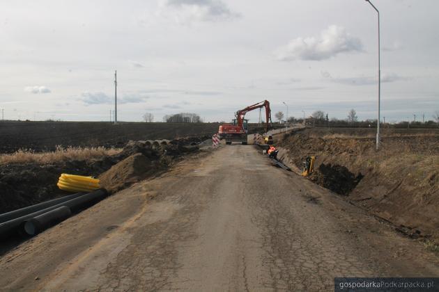 Ruszył remont drogi Sośnica – Zadąbrowie