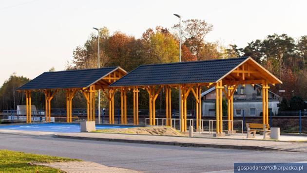 Otwarcie dworca - Centrum Przesiadkowego w Głogowie Małopolskim