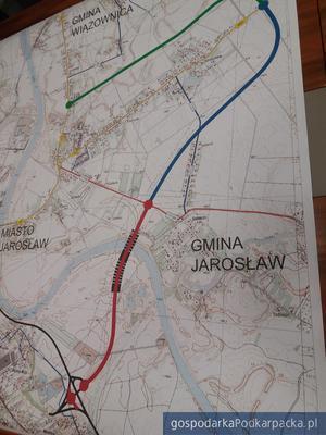 Umowa na projektowanie mostu w Jarosławiu podpisana