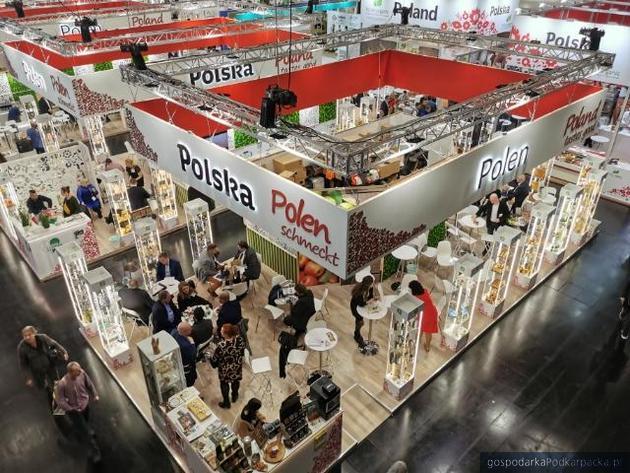 BioFach w Norymberdze, jedne z ostatnich dużych targów w 2020 r. Część wystawców z Azji nie wzięła już udziału. Fot. KZ