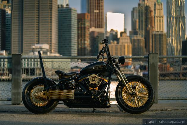 """Motocykl """"New Jork-Rzeszów"""" nagrodzony w Stanach Zjednoczonych"""