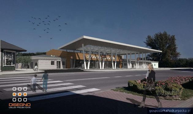 Dworzec PKP w Kolbuszowej zostanie przebudowany