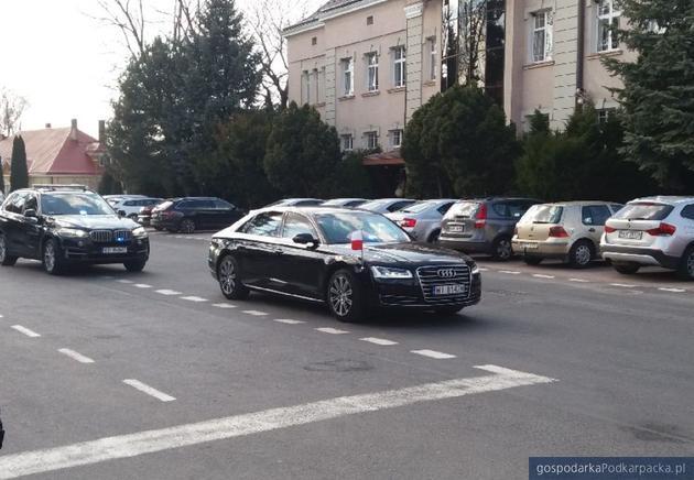 Prezydent Andrzej Duda odwiedził Orlen Oil w Jedliczu