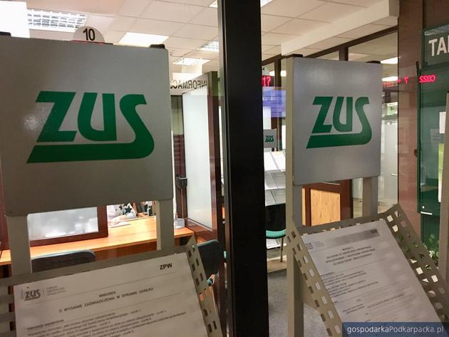 Niższy ZUS: Są pierwsze wnioski od przedsiębiorców z Podkarpacia