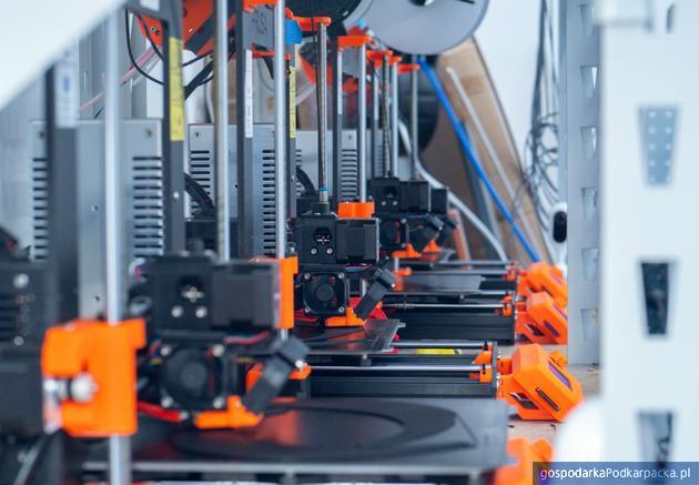 Przyłbice ze specjalną osłoną z Cervi Robotics i D.A. Glass - firm spod Rzeszowa