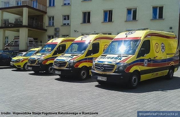 PLK przekazały 1 mln zł rzeszowskiemu pogotowiu na walkę z COVID-19