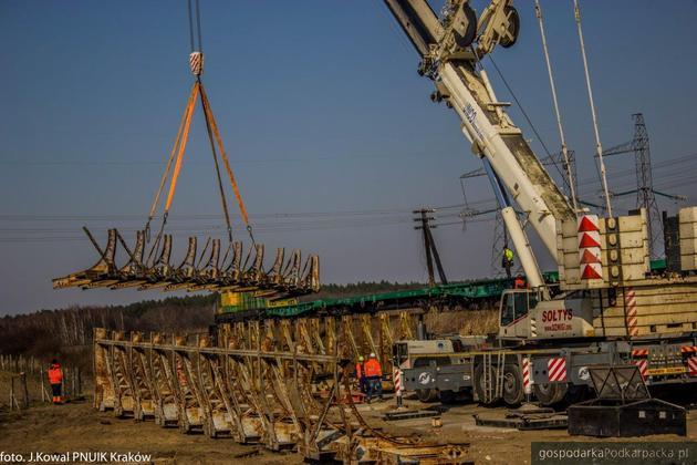 Most w Nowej Grobli. Fot. Jakub Kowal