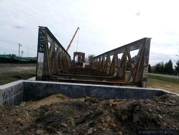 Most w Lubaczowie, Fot. Jadwiga Bożek
