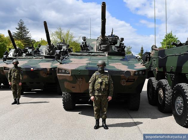 Wojsko zamawia kolejne samobieżne moździerze Rak
