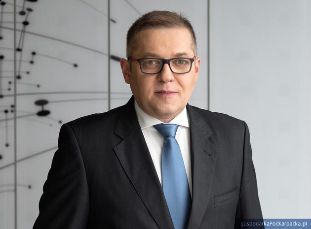 Mariusz Rędaszka. Fot. Energa.pl