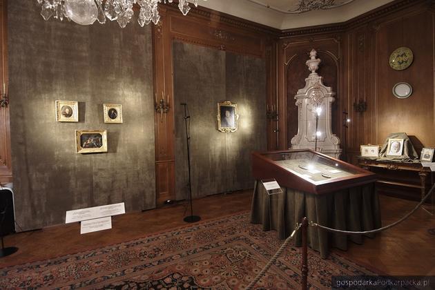 Aranżacją wystaw w łańcuckim muzeum zajmie się New Amsterdam