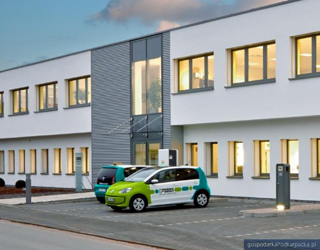 Siedziba firmy Phoenix Contact E-Mobility w Schieder-Schwalenberg (Nadrenia Północna-Westfalia, Niemcy). Fot. phoenixcontact.com