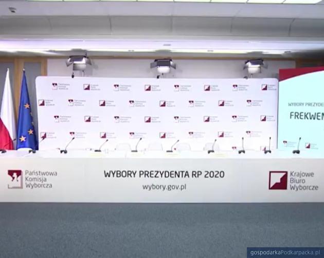 Wysoka frekwencja w wyborach prezydenckich 2020