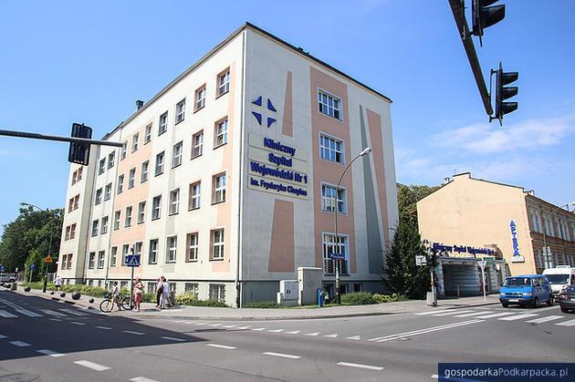 Szpital nr 1 w Rzeszowie zaplanował na 2020 rok sporo inwestycji