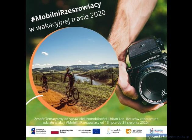 """Rozpoczęła się akcja #MobilniRzeszowiacy. Rzeszów ściąga """"smart"""" pomysły"""