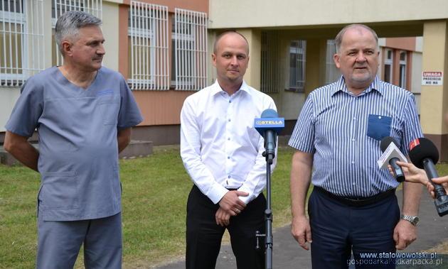 Grzegorz Czajka pokieruje Szpitalem Specjalistycznym w Stalowej Woli