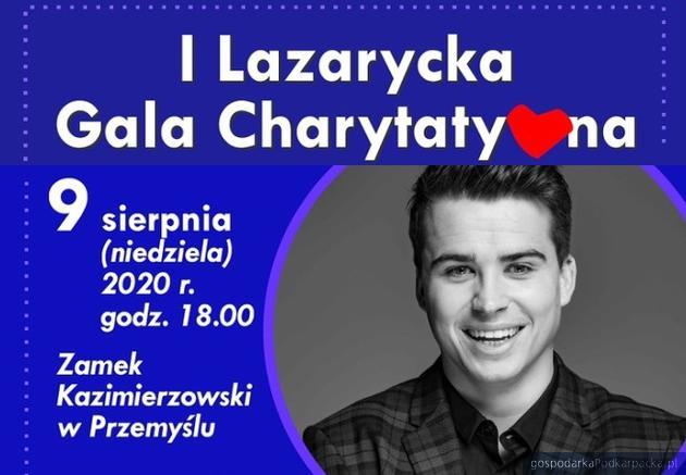 I Lazarycka Gala Charytatywna. Koncert Krzysztofa Iwaneczki
