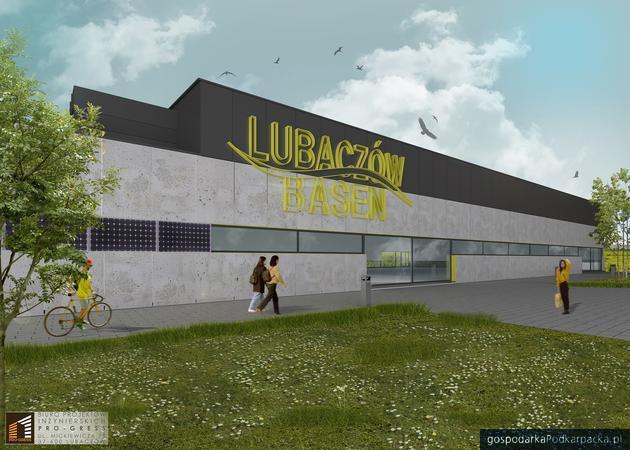 Co z dalszą budową krytej pływalni w Lubaczowie?