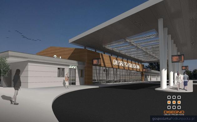 Rzeszowski Solkan przebuduje budynek dworca PKP w Kolbuszowej